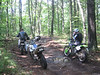 2008 Aug 3 Dirt Bike Ride - Everett Hopkinton Resv :