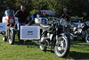 Larz Anderson European Motorcycle Day 11 Sept 2011 : This years bike show at Larz Anderson was a really good time.  MAX BMW brought several nice machines.  Ben's /5 won its class.  This was the first time I showed our 1966 R60 /2.  It got new wheels recently, so it looks great.  Photo #7 is our /2.