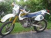Suzuki DR350se : 1999 Suzuki DR350se. Has rear luggage rack, Moose Racing bash plate, Kleintech clutch arm. Needs replacement: front brake lever and throttle cable.